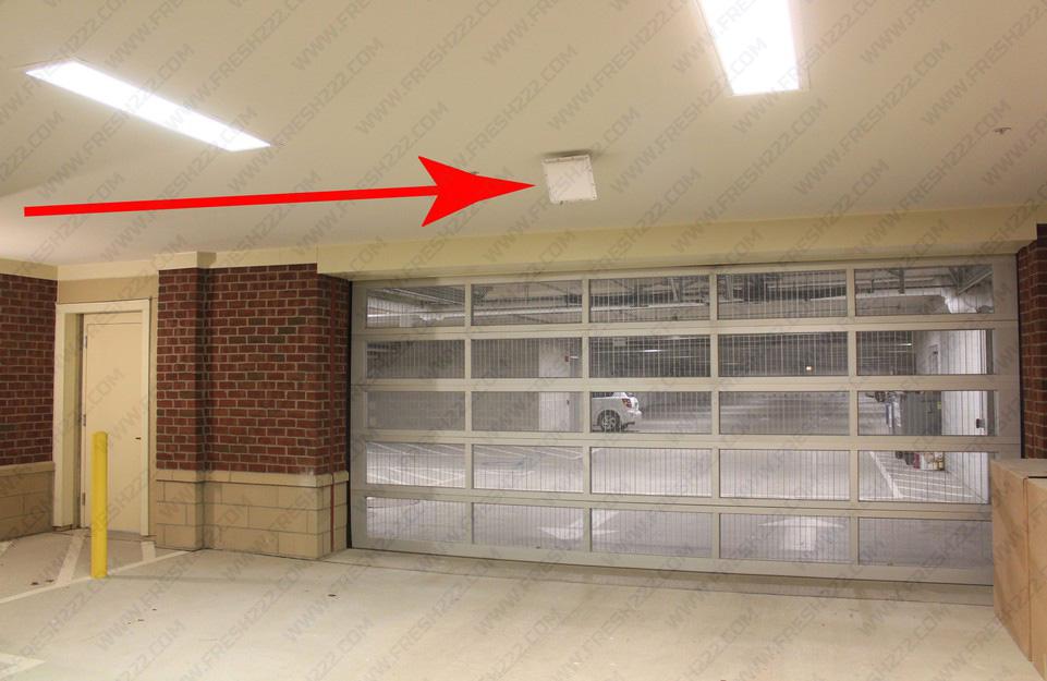 Ворота автоматическая парковка RFID UHF УВЧ