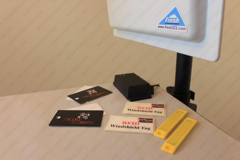 карты RFID UHF для парковки